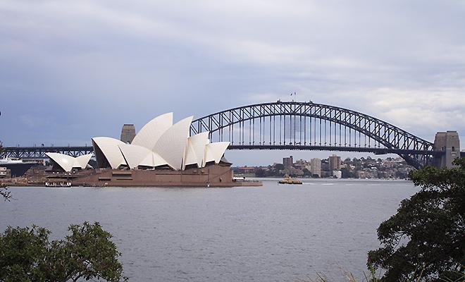 Z pamiętnika podróżnika – Australia