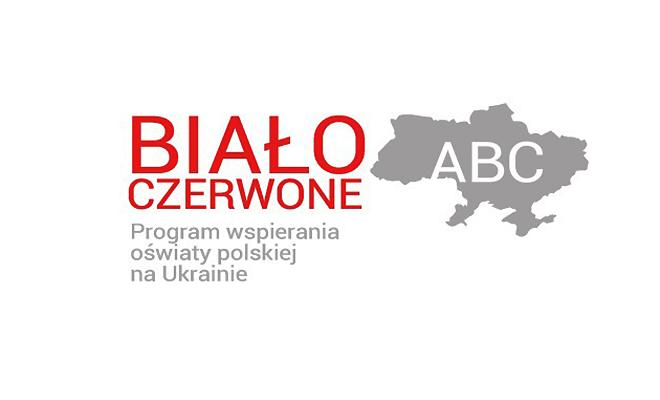 Biało-czerwone ABC. Program wspierania oświaty polskiej na Ukrainie