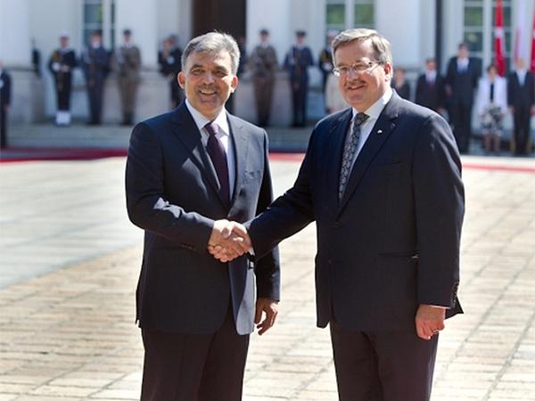 Polska i Turcja za integralnością terytorialną Ukrainy