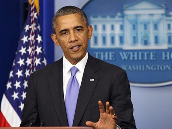 Obama zaproponował Putinowi dyplomatyczne rozwiązanie kryzysu ukraińskiego