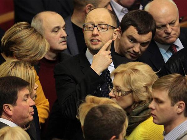 Parlament Ukrainy żąda od Krymu anulowania referendum