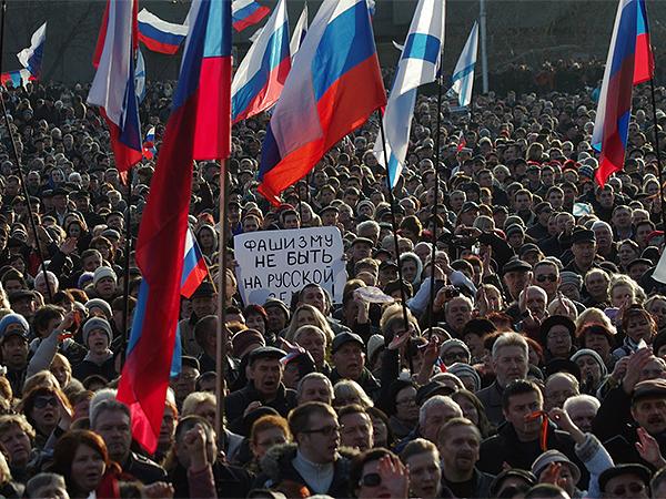 Ostateczne wyniki referendum na Krymie: prawie 96,8 proc. za przyłączeniem do Rosji
