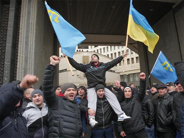 Referendum w sprawie autonomii Krymu – 16 marca