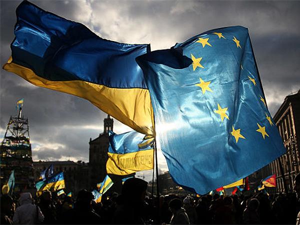 Połowa mieszkańców Ukrainy za przystąpieniem do UE