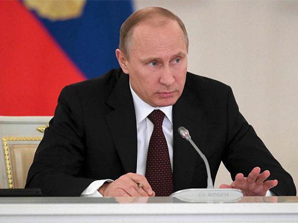 Putin: współpracujmy z ukraińskimi partnerami