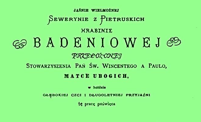 Seweryna Badeniowa