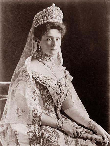 Carowa Aleksandra Fiodorowna (Fot. Wikipedia)