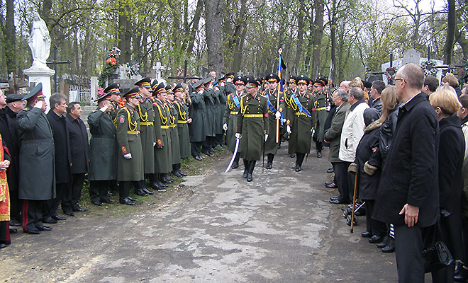 Odszedł generał Ludwik Kobierski