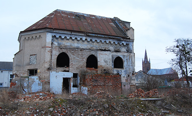 Kościół na sprzedaż