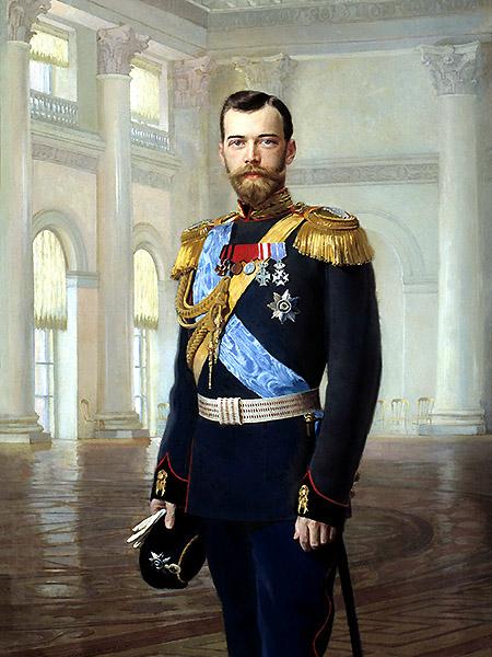 Car Mikołaj II (Fot. Wikipedia)
