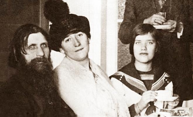 Rasputin. Cz.1