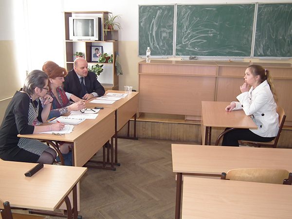 Komisja kwalifikacyjna w czasie prac (Fot. Krzysztof Szymański)