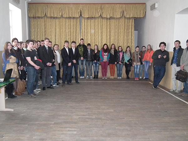 Potencjalni studenci Uniwersytetu Opolskiego (Fot. Krzysztof Szymański)