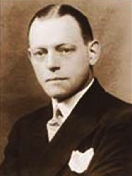 Brytyjski agent Oswald Rayner (Fot. Wikipedia)