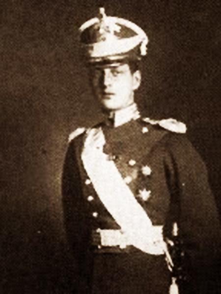 Książę Dimitrij Pawłowicz, stryjeczny brat cara (Fot. Wikipedia)