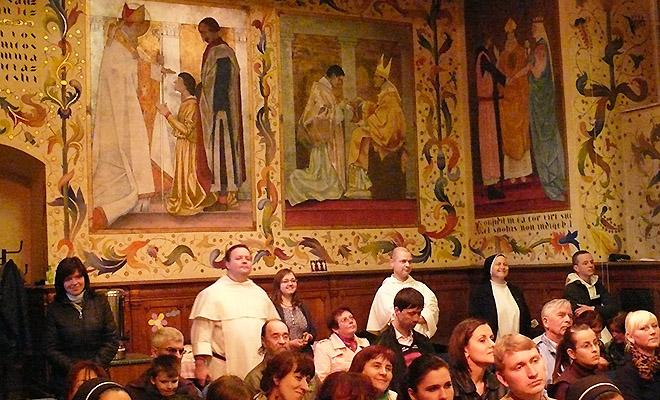 Peregrynacja obrazu św. Dominika