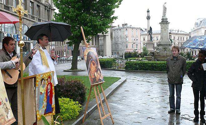 Kaplica św. Jana Pawła II