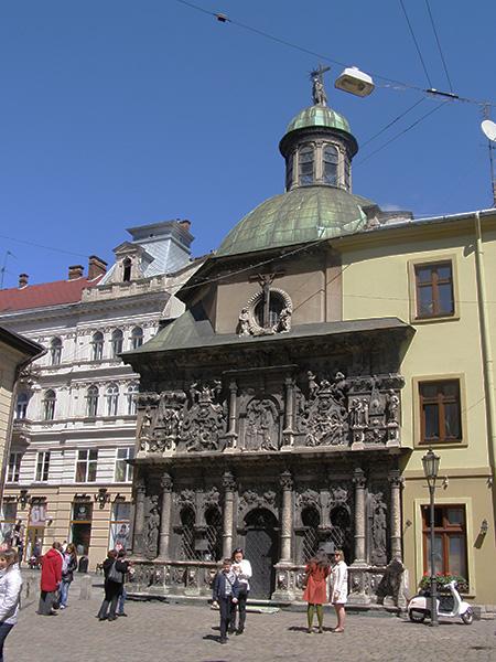 Kaplica Boimów (Fot. Jurij Smirnow)