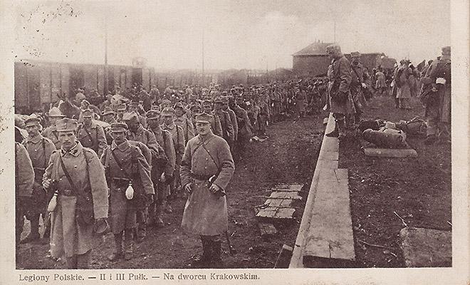 Karpackim szlakiem II brygady legionów polskich. Część I