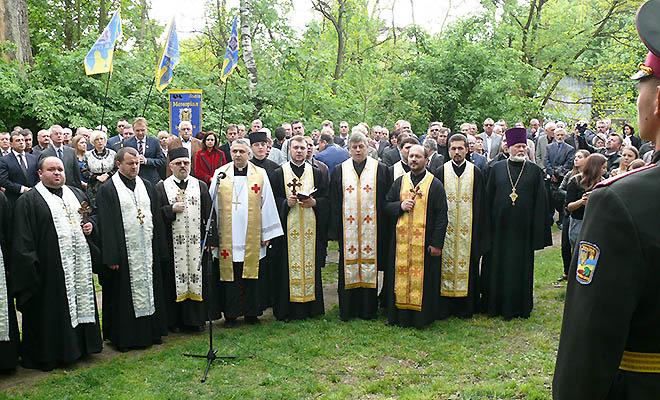 Obchody Dnia Zwycięstwa na Ukrainie