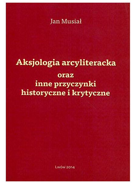 Nowa książka Jana Musiała