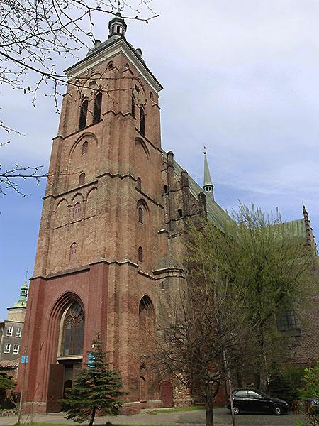 Konkatedra greckokatolicka w Gdańsku (Fot. Urząd Miasta Gdańska)