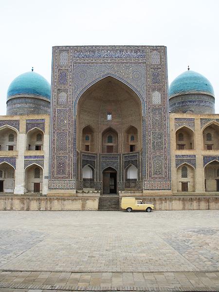 Samarkanda (Fot. Elżbieta Zielińska)