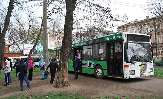 Odesski autokar ostatniej nadziei