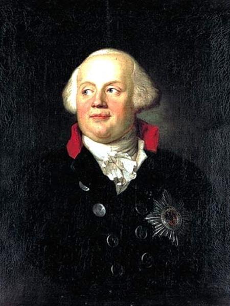 Fryderyk Wilhelm II król pruski (Fot. Wikipedia)