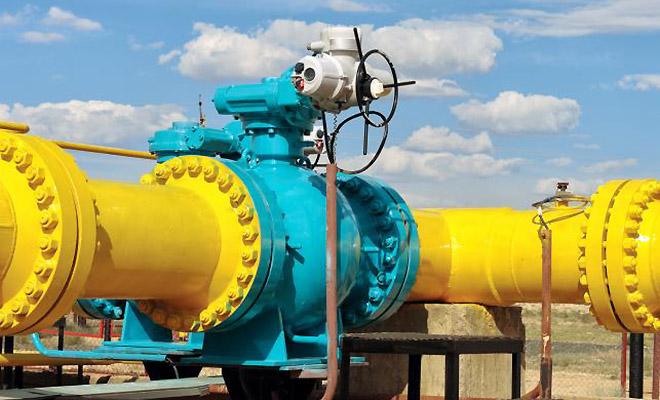 Dostawy rosyjskiego gazu na Ukrainę spadły do zera