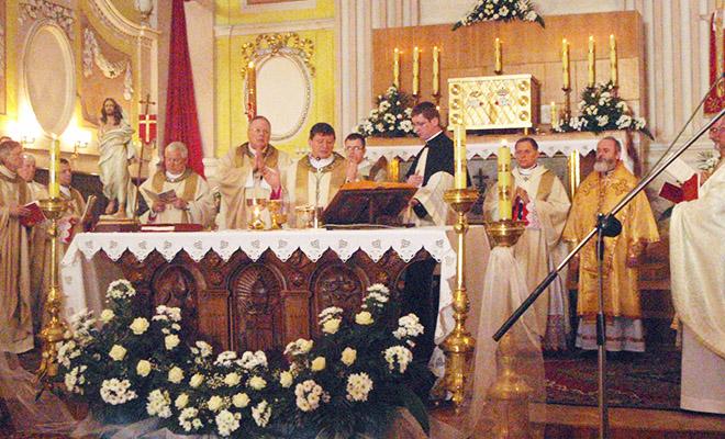 Bp Witalij Skomarowski (Fot. Konstanty Czawaga)