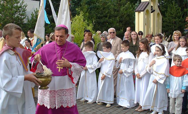 Jubileusz odzyskania kościoła w Stanisławowie