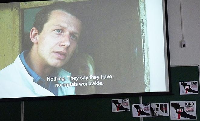 """Kontynuacja projektu """"Kino Wolność"""" na Wołyniu"""