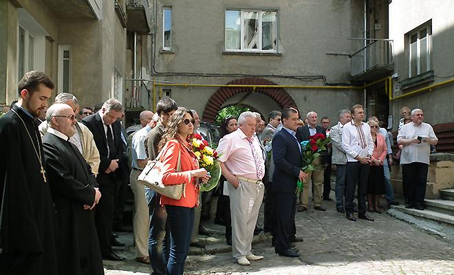 Obchody Dnia Wolności we Lwowie
