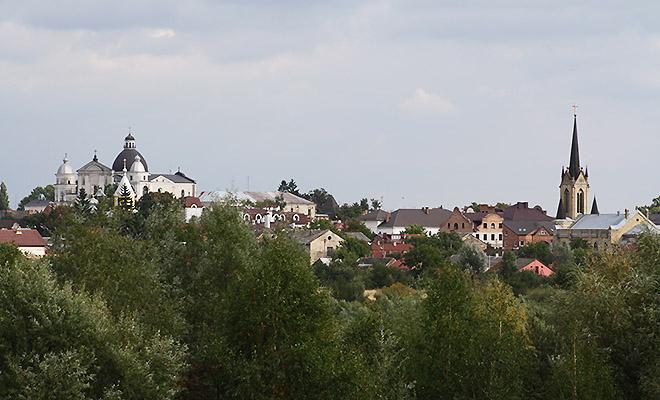 Widokówki z Wołynia – Łuck