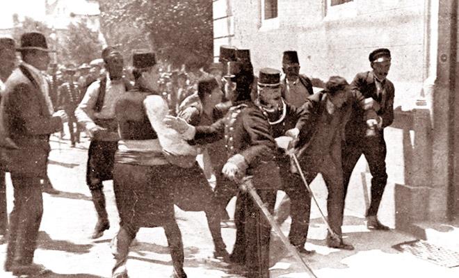 Jak to było: Zamach w Sarajewie