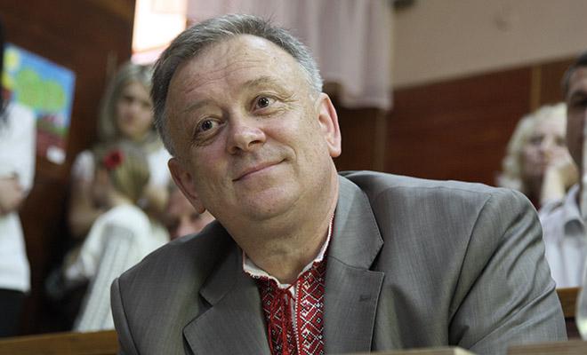 Wiktor Stepaniuk (Fot. z archiwum szkoły)