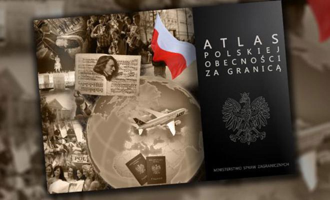 Atlas polskiej obecności za granicą