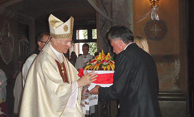 Uroczystość w Czerniowcach