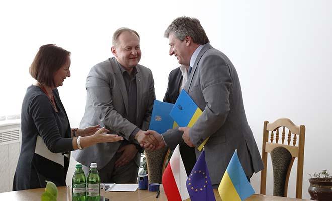Uniwersytet Przykarpacki będzie współpracował z Polsko-Ukraińską Izbą Gospodarczą