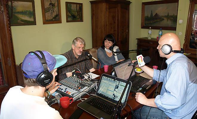 Kurier Galicyjski gościł Radio Wnet