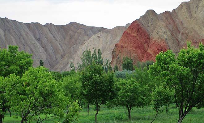 Tadżykistan – okolice Isfary (Fot. Maria Kowalska)