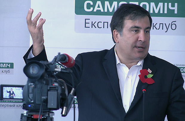 Micheil Saakaszwili o Trójkącie: Polska, Gruzja, Ukraina