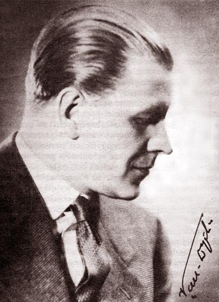 Tadeusz Dołęga-Mostowicz