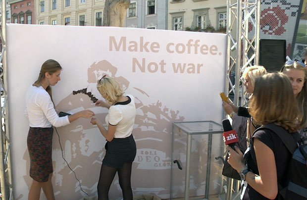 Na kawę do Lwowa