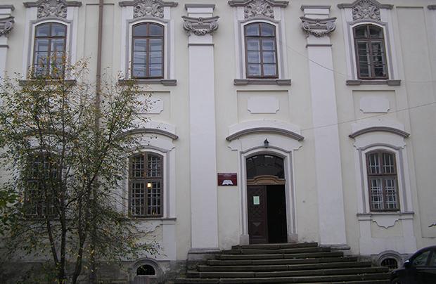 Kościół panien sakramentek pw. Zaślubin Najświętszej Panny Marii i św. Józefa (część I)