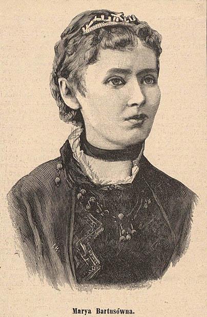 Maria Bartusówna