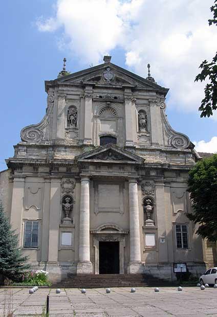Kościół Matki Boskiej Gromnicznej