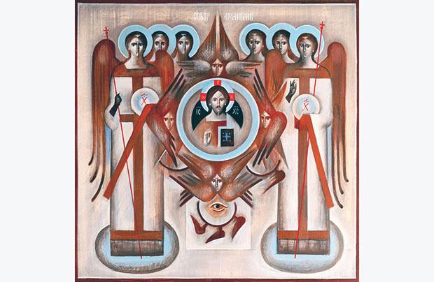 Wystawa ikon z plenerów w Polsce i na Ukrainie