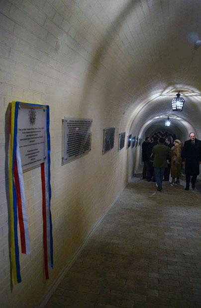 W Kijowie upamiętniono uczestników powstania styczniowego
